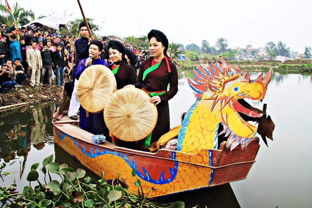 Nét kết tinh độc đáo của những lễ hội xứ Kinh Bắc