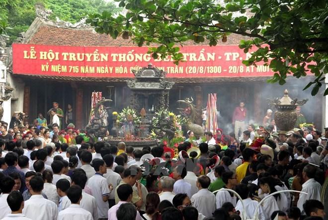 Đền Trần - GSV Travel