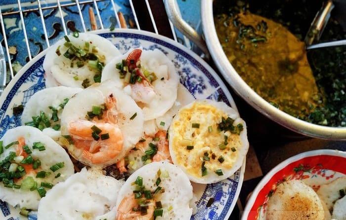 Thưởng thức những món ăn đặc trưng của xứ đảo Bình Ba