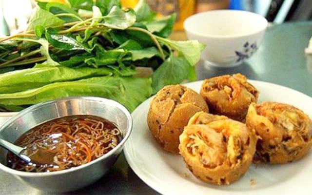 Dư vị đầy lôi cuốn của bánh cống Tiền Giang