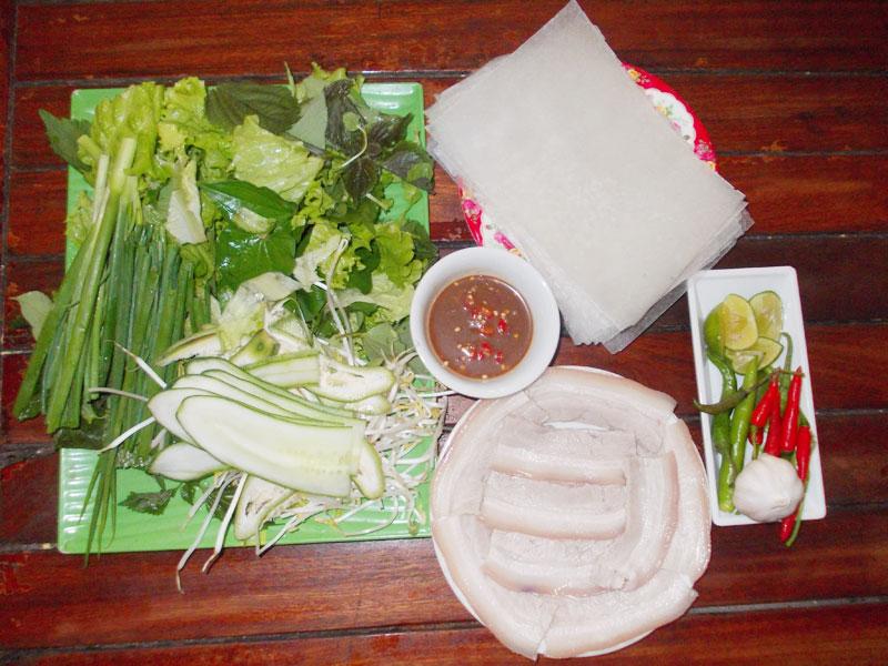Bánh tráng Đại Lộc – Hương vị rất riêng của xứ Quảng