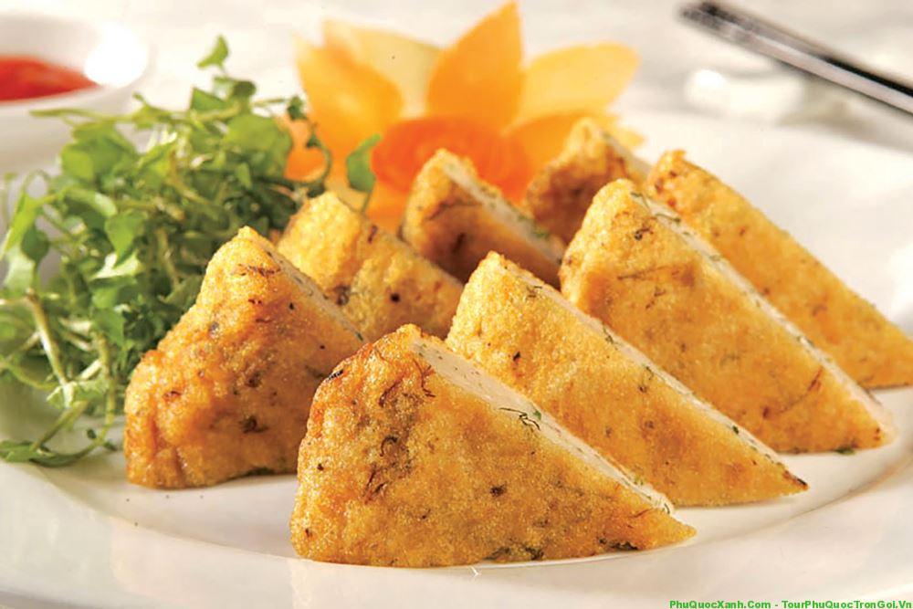 Hương vị tinh tế của chả cá nhồng Phú Quốc
