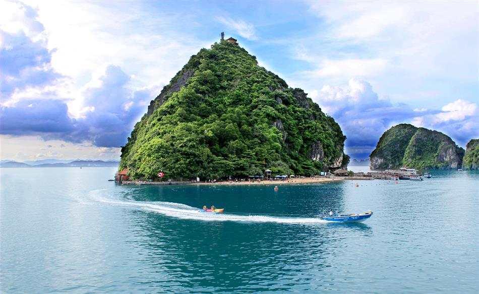Cảnh đẹp hoang sơ yên bình của đảo Soi Sim