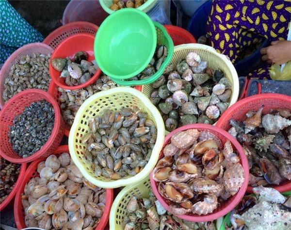 Đến Nha Trang chớ quên thưởng thức các món ngon từ ốc