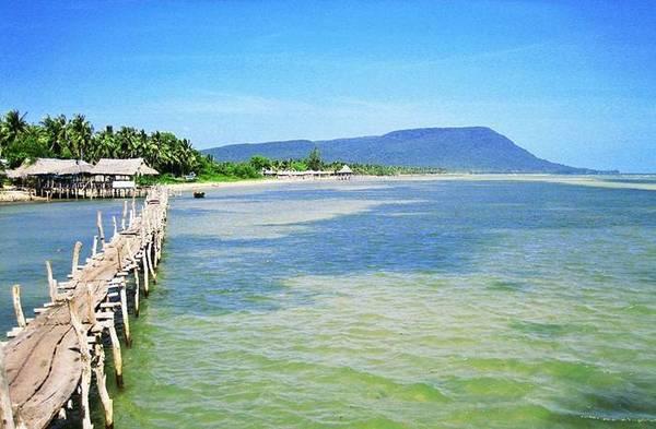 Những khoảnh khắc đẹp đến ngỡ ngàng của quần đảo Bà Lụa