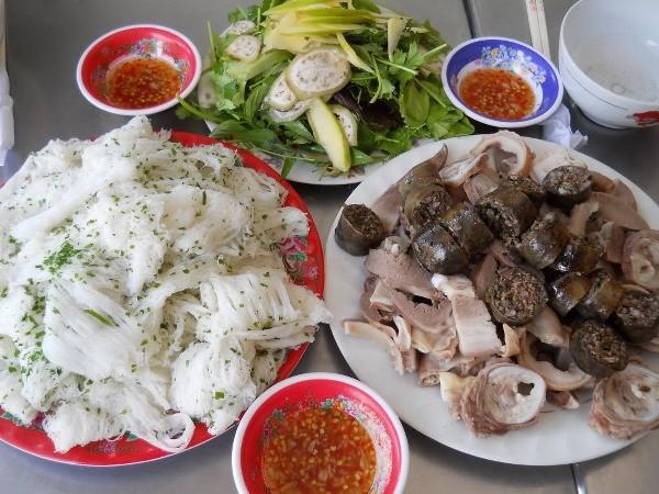 ba món ăn khẳng định thương hiệu ẩm thực Phú Yên
