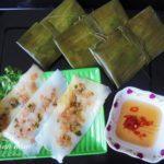 Bánh nậm – Một phần hồn cốt của ẩm thực Huế