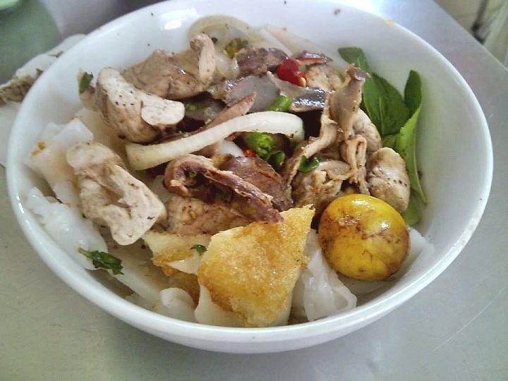 Bánh ướt lòng gà – Nét ẩm thực đặc sắc của Đà Lạt