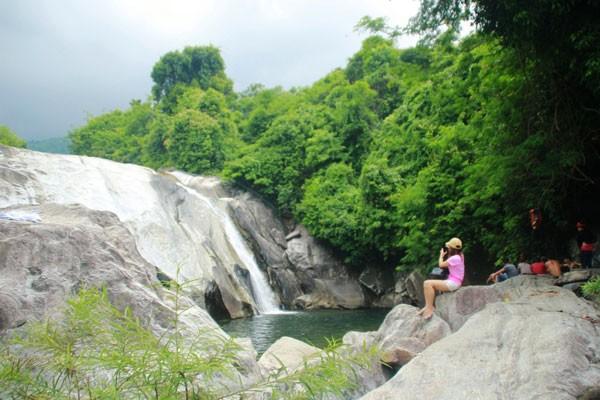 Thác Giang Thơm - GSV Travel