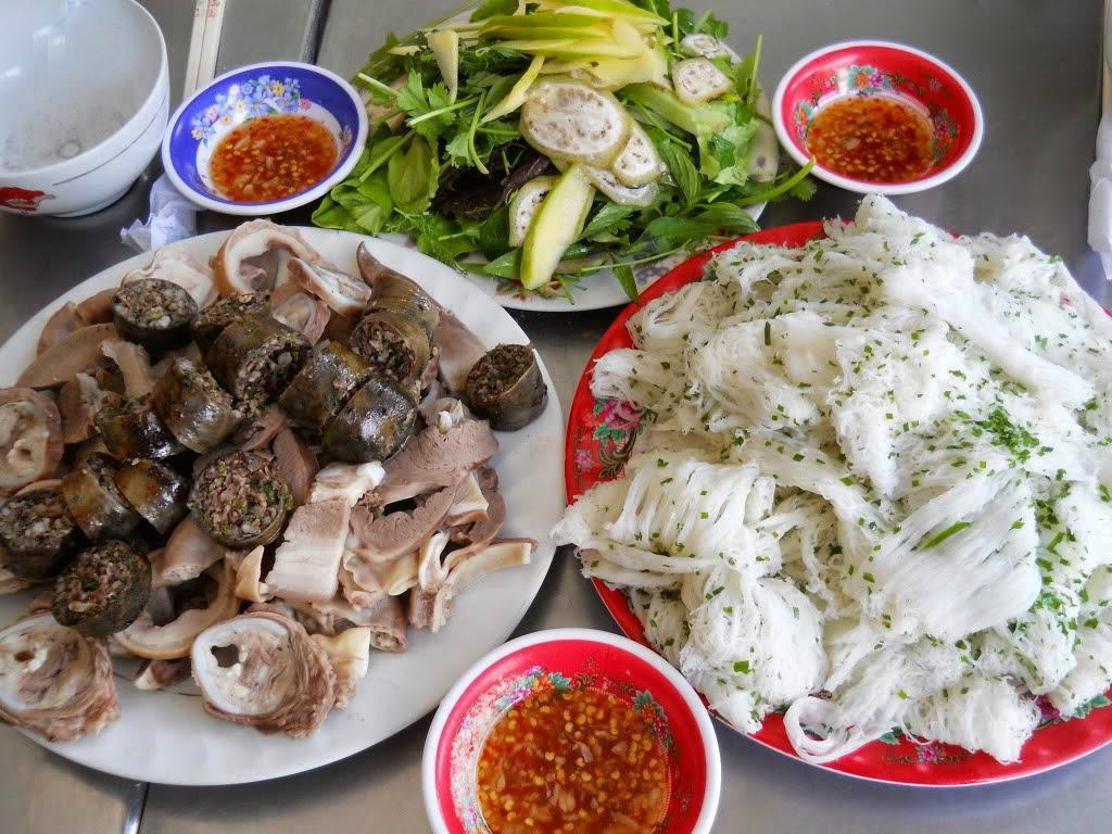 Ba món ăn định hình hương vị ẩm thực Phú Yên