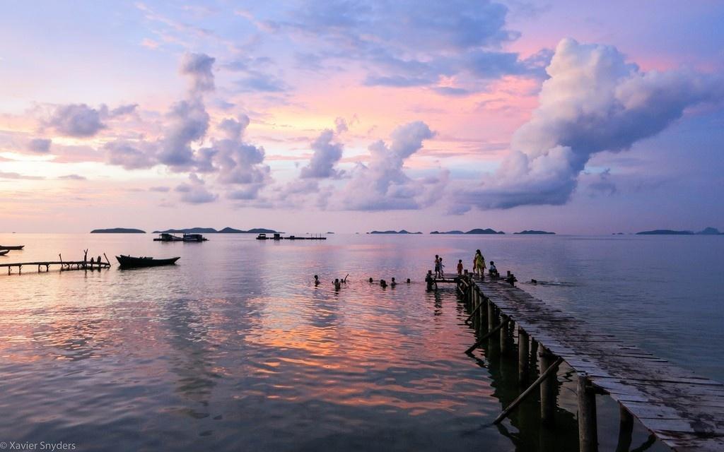 Những điểm nhấn dộc đáo của du lịch Hà Tiên