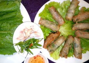 Chả dông – Món ăn đầy đặc sắc của đất Phú Yên