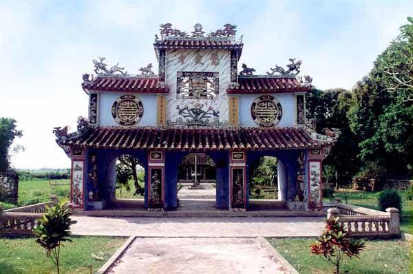 Chiêm ngưỡng kiến trúc đặc sắc của chùa Giác Lương