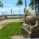 Độc đáo chùa Dơi trên đất Cù Lao