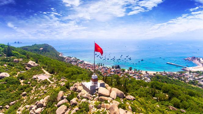 Khám phá thiên nhiên hoang dã của đảo Cù lao Xanh