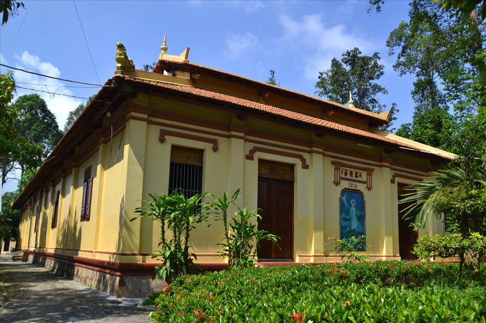 Khám phá nét độc đáo của chùa Hưng Long