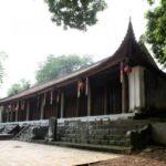 Chiêm ngưỡng vẻ đẹp linh thiêng cổ kính của chùa Trăm Gian