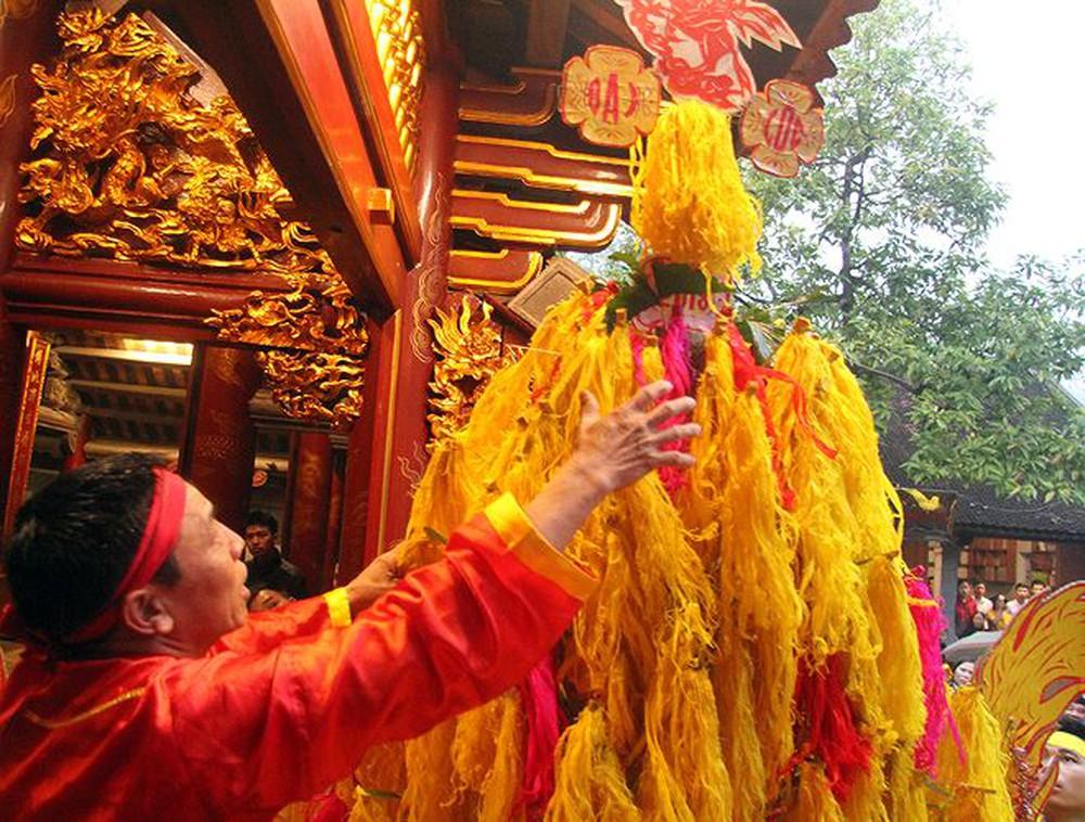 Lễ hội đền Sóc - GSV Travel