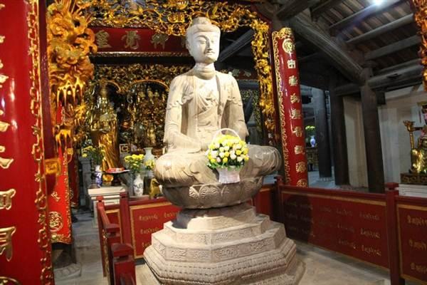 Chiêm ngưỡng tuyệt tác điêu khắc của chùa Phật Tích