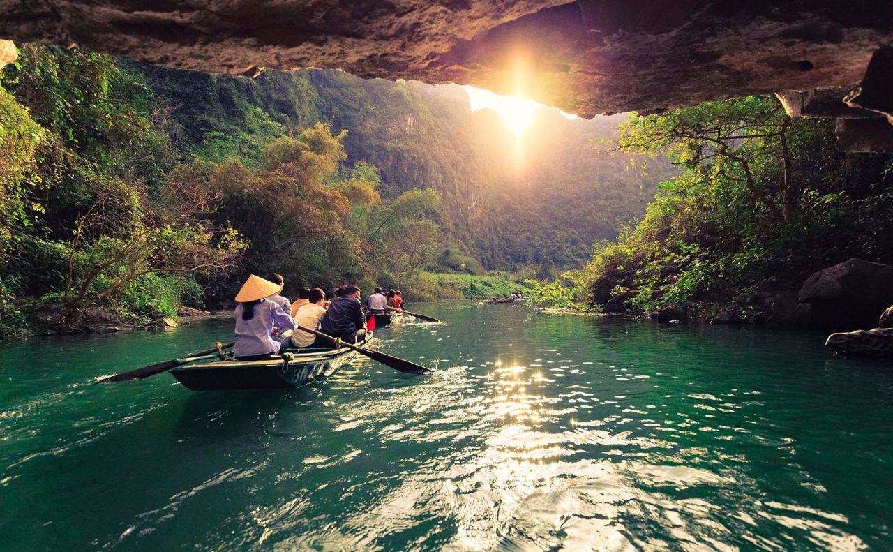 Ninh Bình đón hơn 1,9 triệu lượt du khách đầu năm 2019