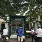 Thanh niên táo tợn kề dao vào cổ thiếu nữ, cướp tiền ngay tại ATM