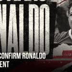 MAN UTD chiêu mộ thành công Ronaldo kèm mức lương khủng
