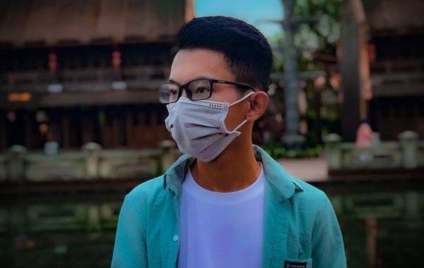 Anh Nguyễn Bá Dương trong những ngày nghỉ do dịch